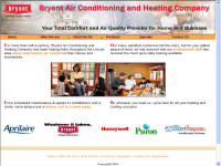 Bryant Air Conditioning and Heating Company